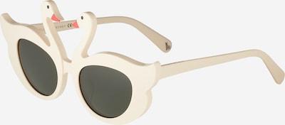 Stella McCartney Sonnenbrille 'SK0031S 47' in grau / weiß, Produktansicht
