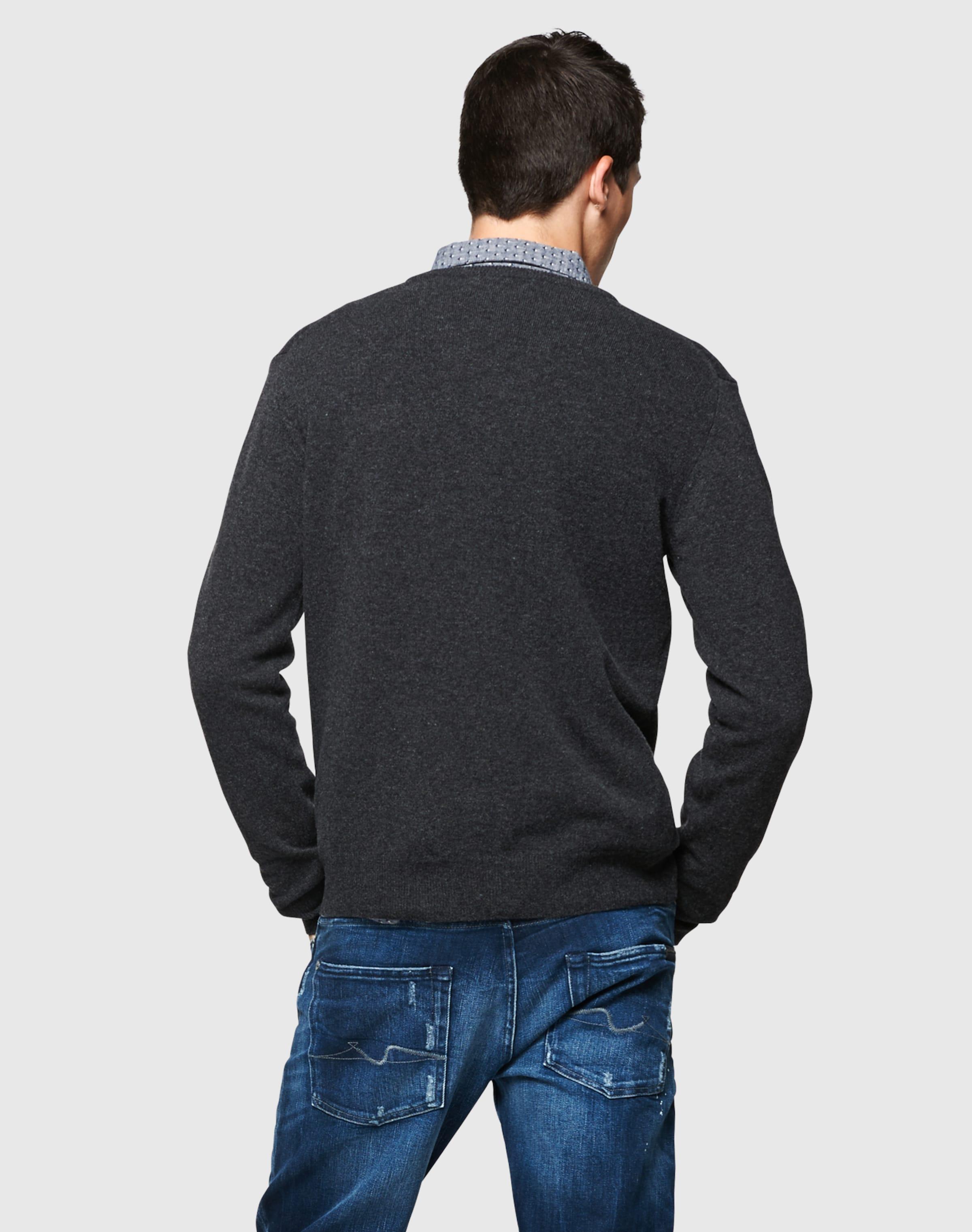 Gant Anthrazit In In Pullover Anthrazit Gant Pullover N0wOvm8n