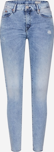 kék farmer Herrlicher Farmer 'Super G Slim Denim Powerstretch', Termék nézet
