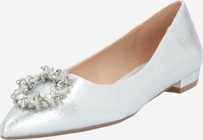 Dorothy Perkins Ballerina 'PARLOUR' in silber, Produktansicht