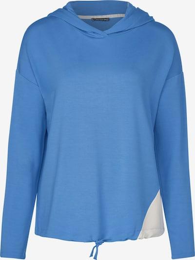 STREET ONE Hoodie in royalblau / grau, Produktansicht