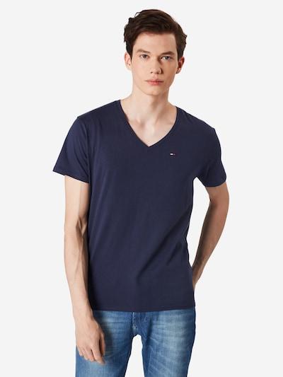 Tommy Jeans T-Shirt en marine: Vue de face