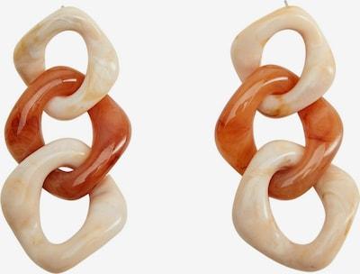 MANGO Ohrringe 'ANNE' in beige, Produktansicht
