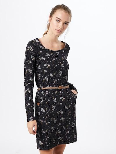 Ragwear Kleid 'MONTANA' in mischfarben / schwarz, Modelansicht