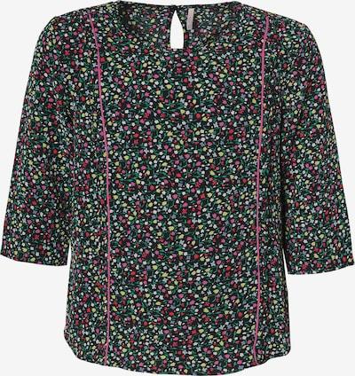 KIDS ONLY Bluse 'KONTHYRA' in blau / gelb / rosa / schwarz, Produktansicht