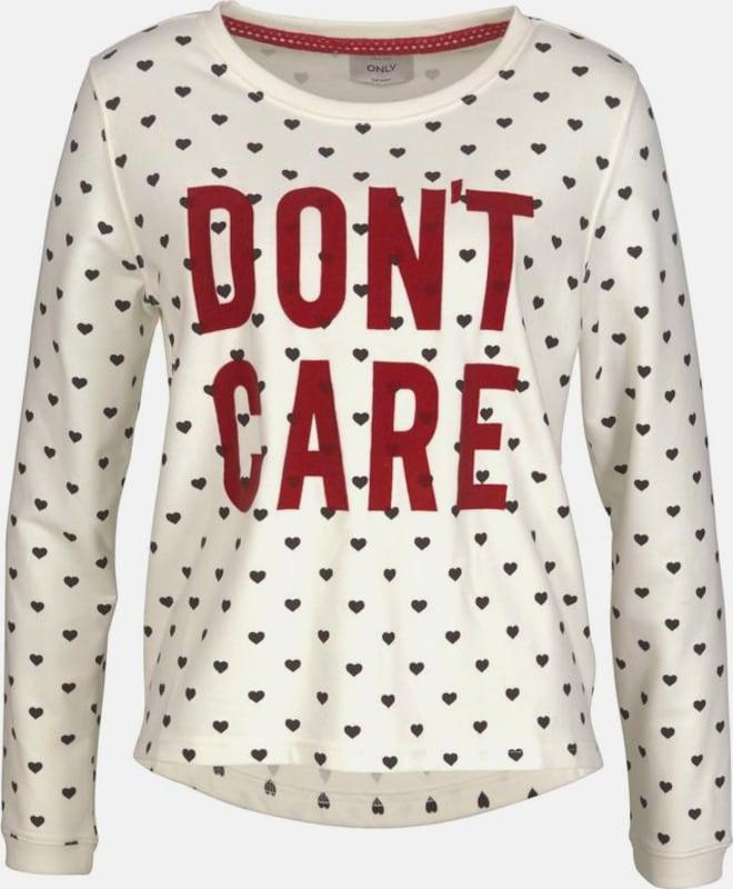 ONLY Sweatshirt 'AMINA'