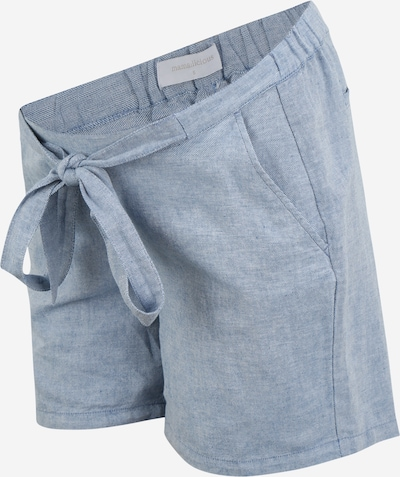 MAMALICIOUS Shorts 'HILO' in hellblau, Produktansicht