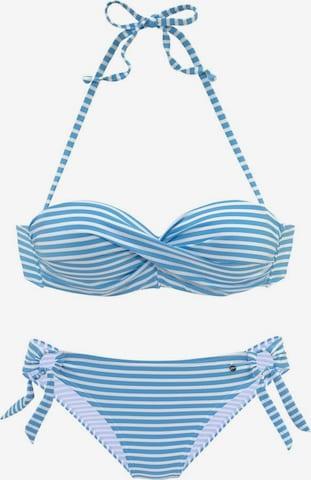s.Oliver Bikini i blå