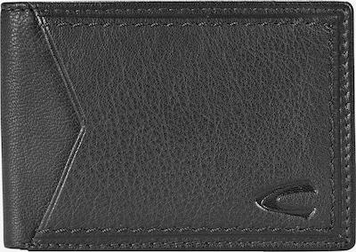 CAMEL ACTIVE Geldbörse in schwarz, Produktansicht