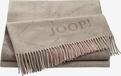 JOOP! Plaid »SENSUAL-SIGNATURE«, Joop! in grau, Produktansicht