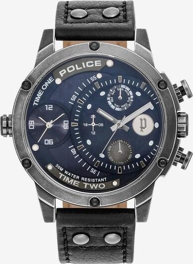 POLICE Uhr 'Adder' in schwarz, Produktansicht