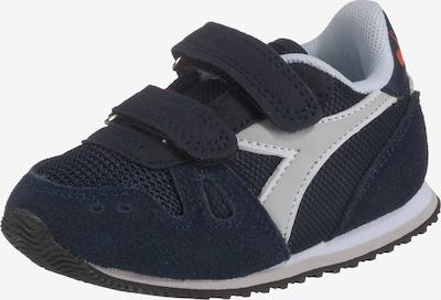 Diadora Sneakers in nachtblau / weiß, Produktansicht