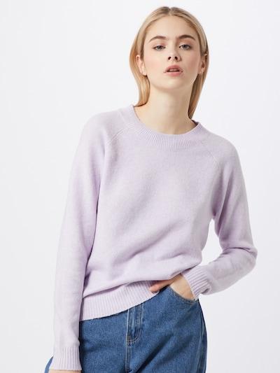 VERO MODA Pullover 'DOFFY' in lila, Modelansicht