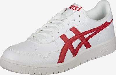 ASICS SportStyle Sneaker 'Japan S' in rot / weiß, Produktansicht