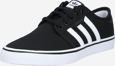 ADIDAS ORIGINALS Sneaker 'Seeley' in schwarz / weiß, Produktansicht