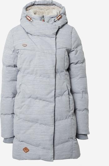 Ragwear Manteau d'hiver 'PAVLA' en gris clair, Vue avec produit