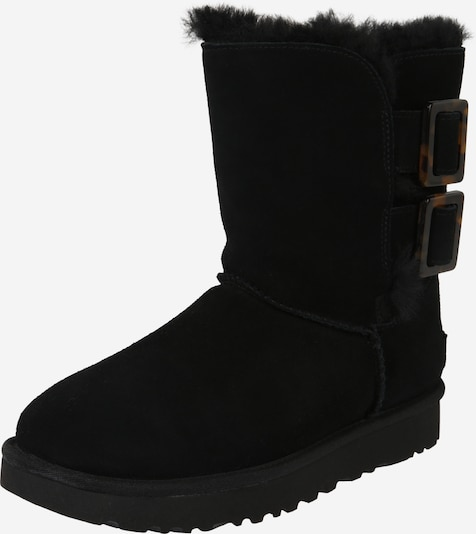 UGG Stiefel 'BAILEY FASHION BUCKLE' in schwarz, Produktansicht