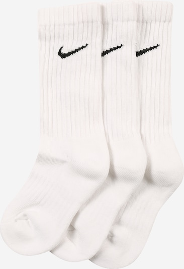 NIKE Socken 'Value Cotton Crew' in weiß, Produktansicht