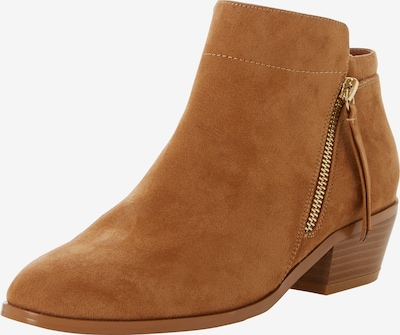 Head Over Heels Bottines 'PEDRINE' en marron, Vue avec produit