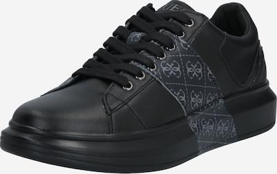 Sneaker low 'SALERNO' GUESS pe gri / gri închis / negru, Vizualizare produs