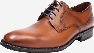 LLOYD Chaussure à lacets 'Gala' en cognac, Vue avec produit