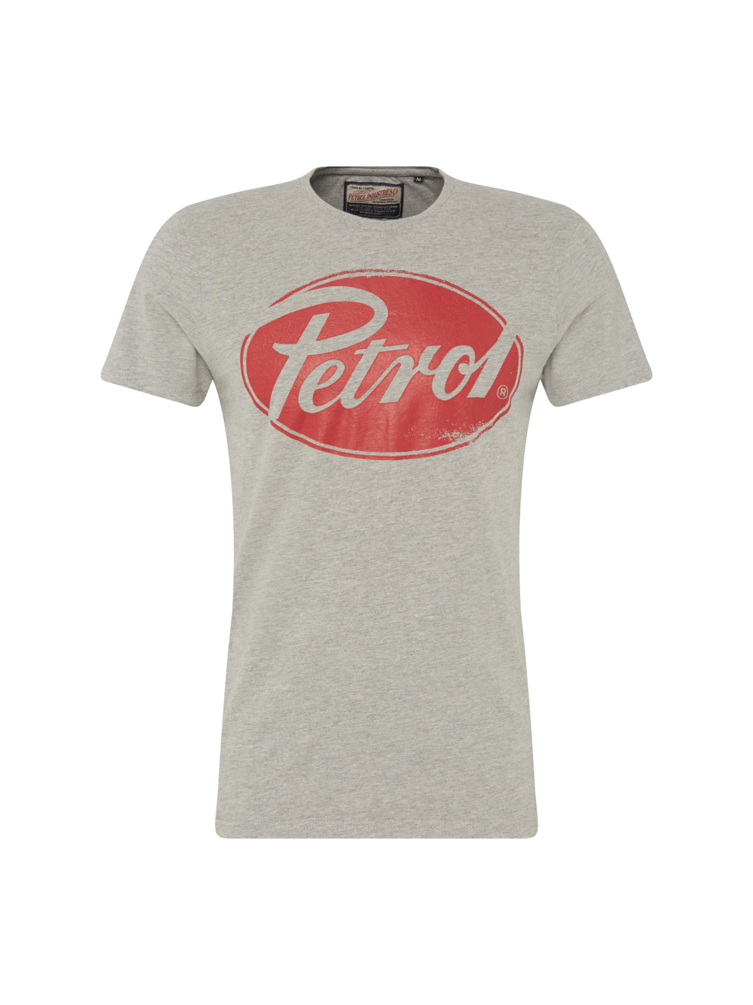 In Petrol Petrol IndustriesT shirt RougeNoir Petrol IndustriesT In shirt RougeNoir R354jqAL