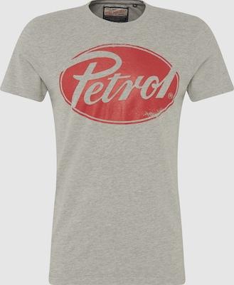 Petrol Industries Shirt in Lichtgrijs