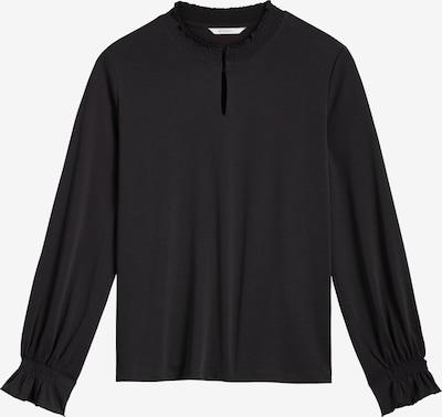 Sandwich Shirt in schwarz, Produktansicht