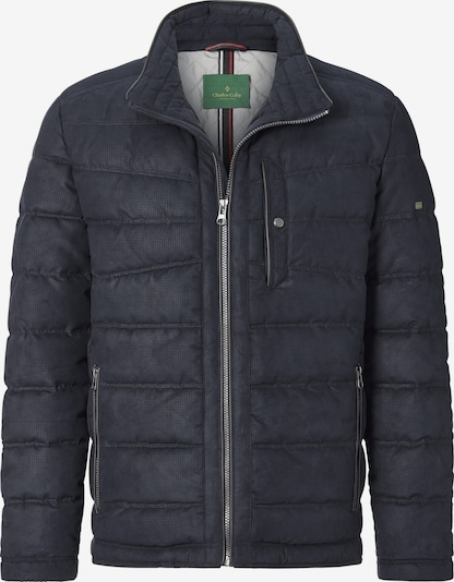 Charles Colby Steppjacke 'Earl Alistair' in navy, Produktansicht
