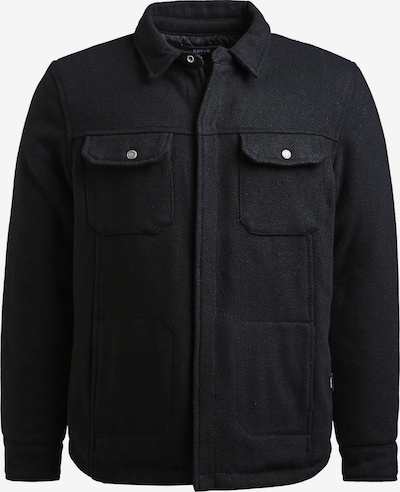 khujo Hemd ' BARNABAS ' in schwarz, Produktansicht