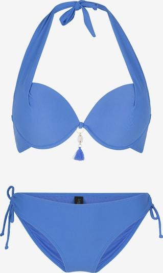 LingaDore Bikini 'ZIA' in de kleur Lichtblauw, Productweergave