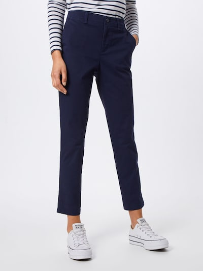 GAP Hose 'GIRLFRIEND' in indigo, Modelansicht