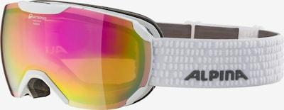 Alpina Brille 'PHEOS S QHM' in weiß, Produktansicht