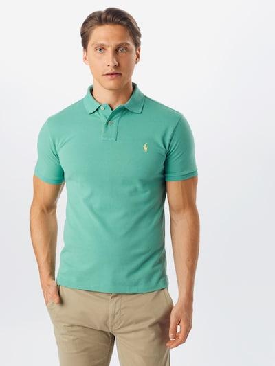 POLO RALPH LAUREN Tričko - zelená: Pohľad spredu