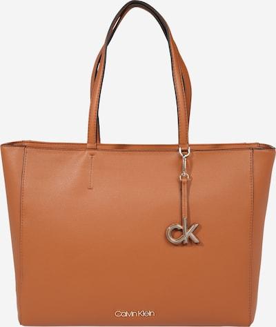 Calvin Klein Nákupní taška - koňaková, Produkt