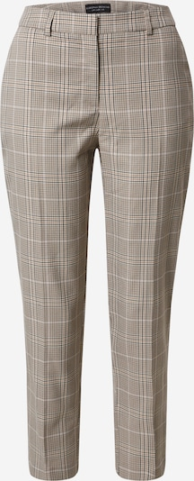 Dorothy Perkins Pantalon 'LIGHT CHECK TROUSERS' en beige / gris, Vue avec produit