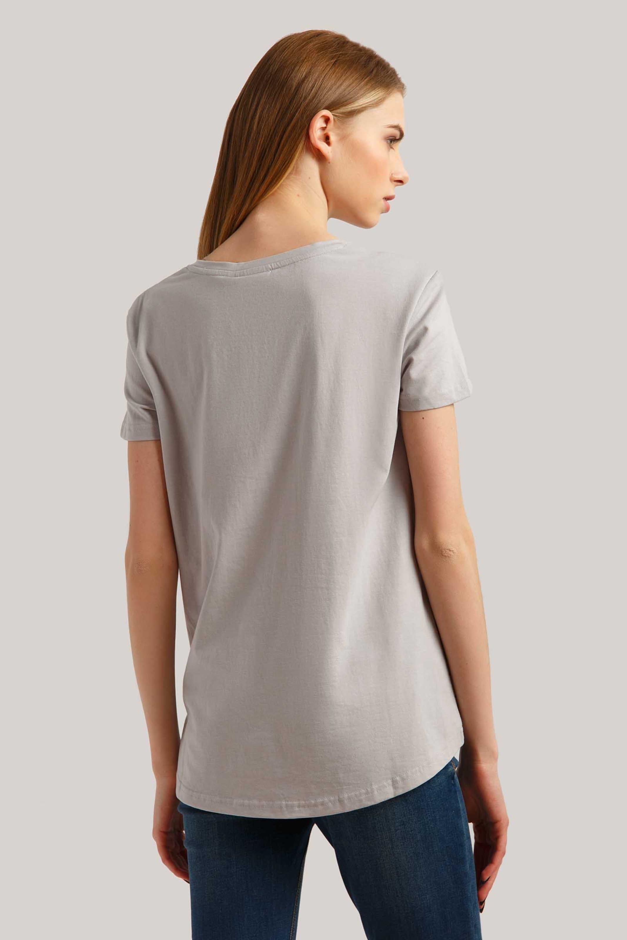 T In GrauMischfarben shirt Finn Flare 6Yfyvgb7