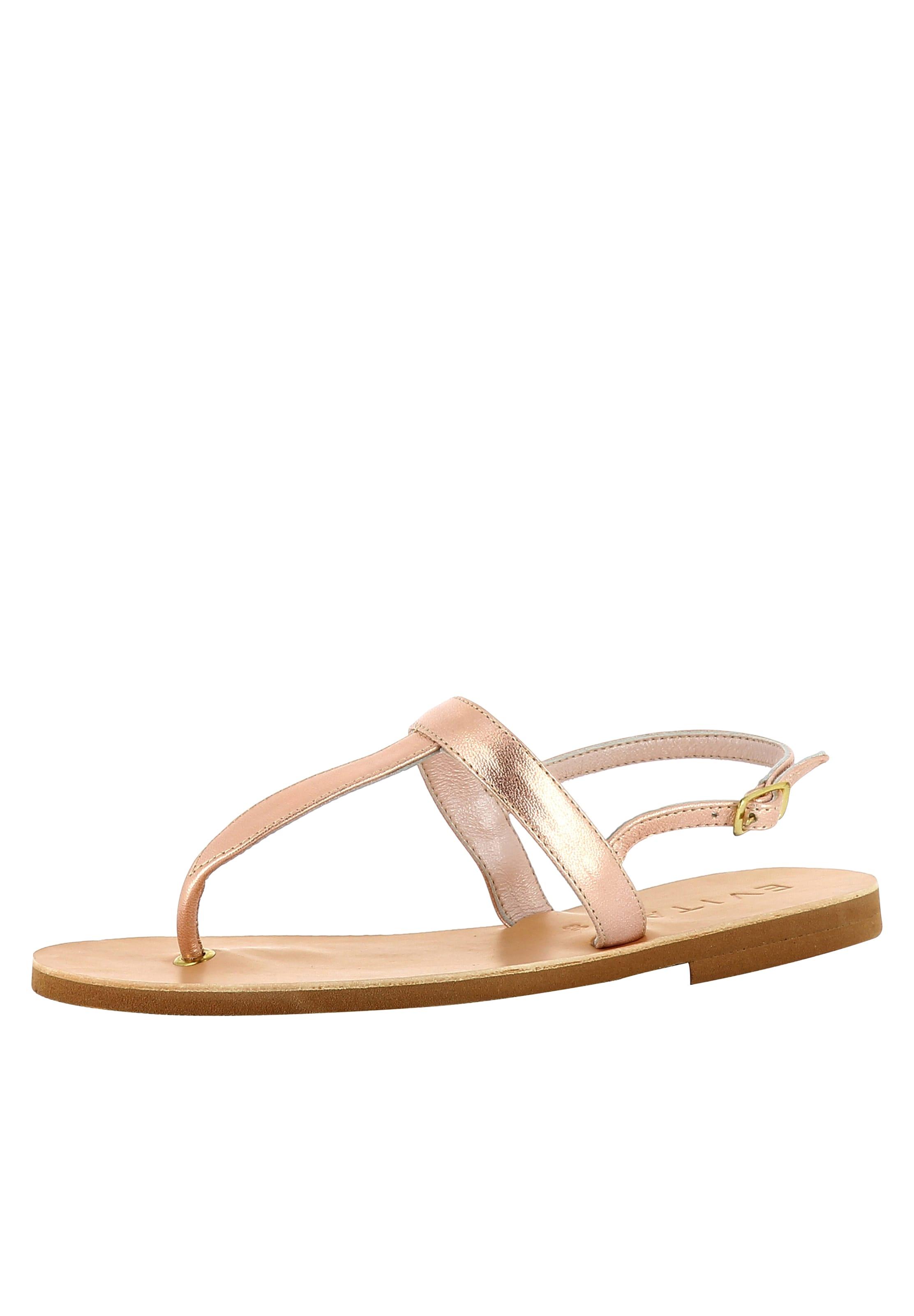 EVITA Damen Sandale Verschleißfeste billige Schuhe