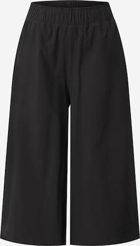 Pantaloni sport de la UNDER ARMOUR pe negru