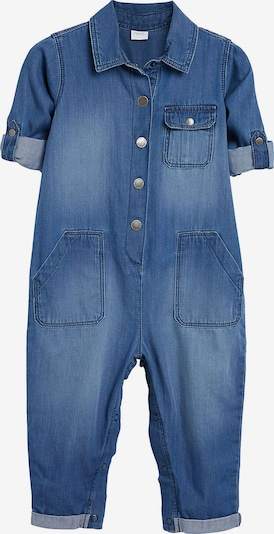 NEXT Overall in blue denim, Produktansicht