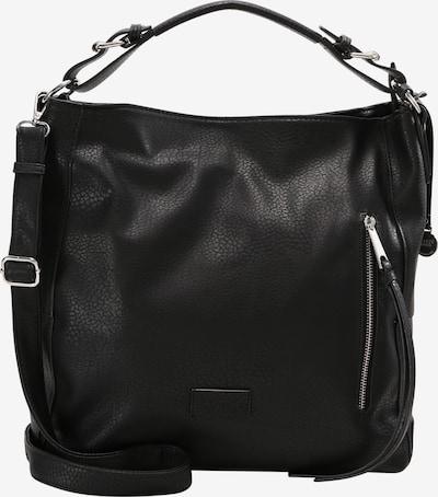 L.CREDI Shopper 'Venezia' in schwarz, Produktansicht
