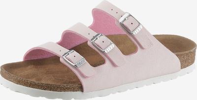 BIRKENSTOCK Pantolette in rosé, Produktansicht