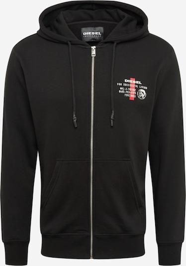 DIESEL Sweatshirt 'Brandon' in schwarz, Produktansicht