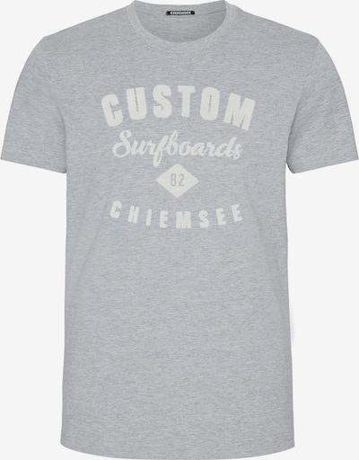 CHIEMSEE T-Shirt fonctionnel en gris, Vue avec produit