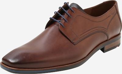LLOYD Schnürschuhe in braun, Produktansicht