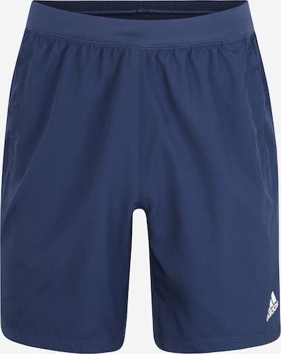 ADIDAS PERFORMANCE Sportovní kalhoty - modrá, Produkt