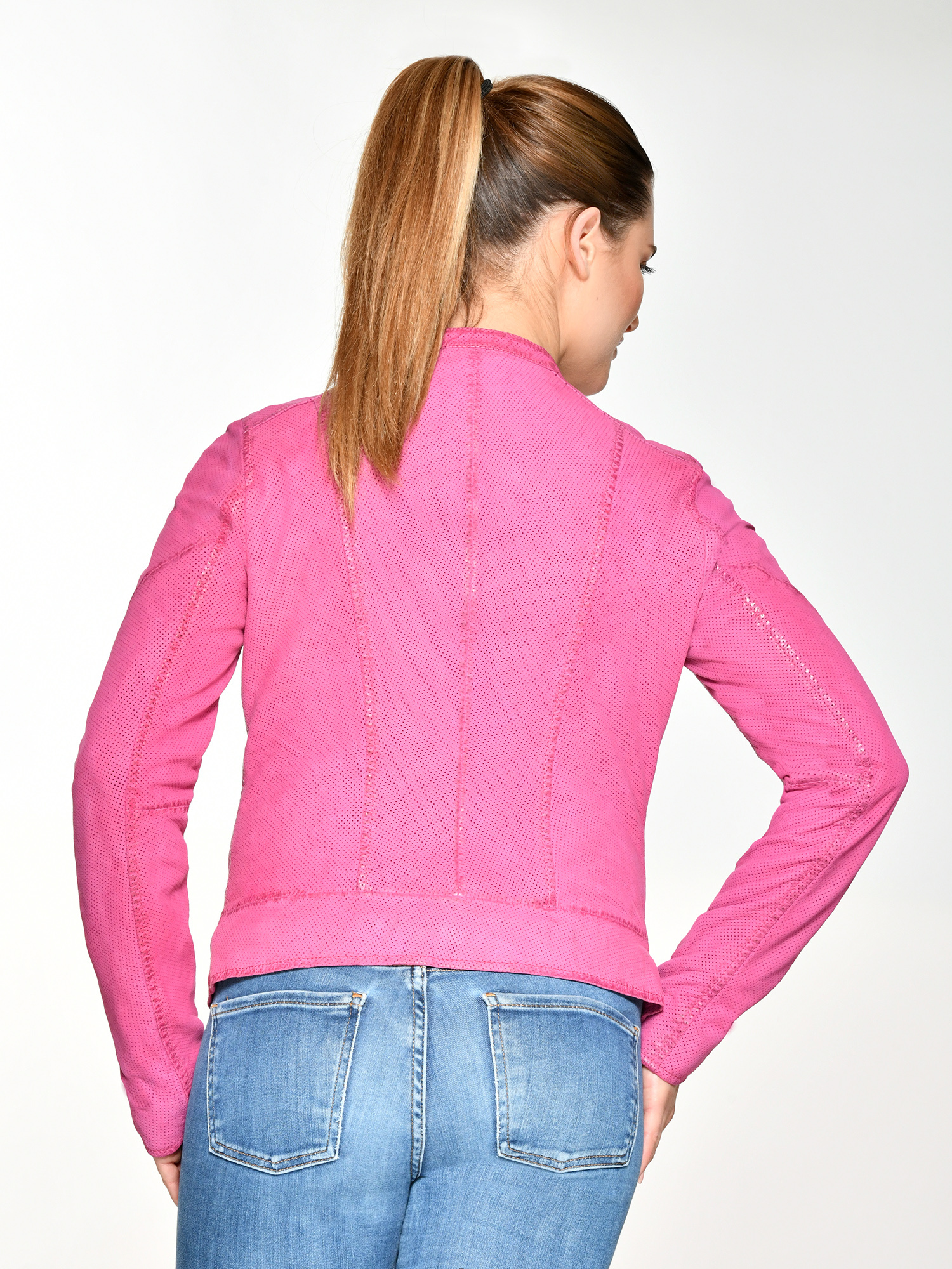 Maze Tussenjas ' Mabel ' in Pink fQvt6X0F