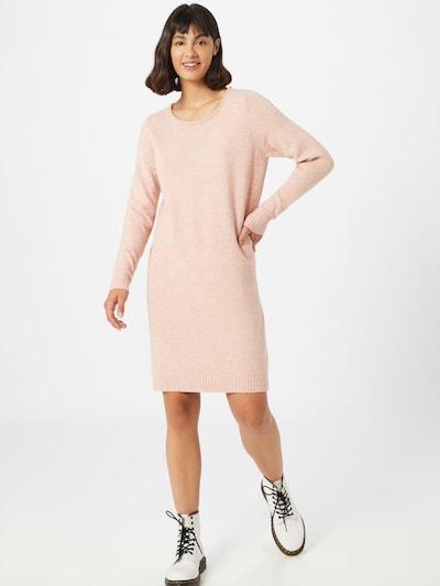 pasztell-rózsaszín VILA Kötött ruhák, Modell nézet