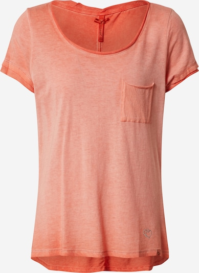 Key Largo Shirt 'HONEY' in orange, Produktansicht