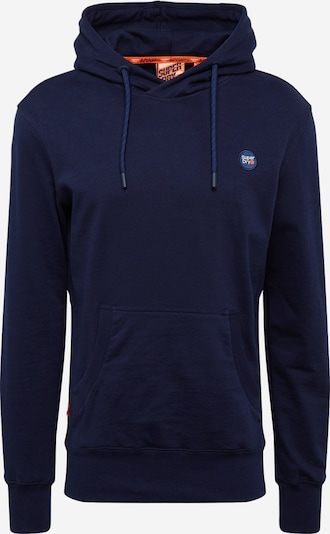 Superdry Hoodie 'COLLECTIVE HOOD' in navy, Produktansicht